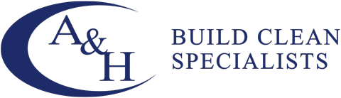 A&H Build Clean Specialists Logo